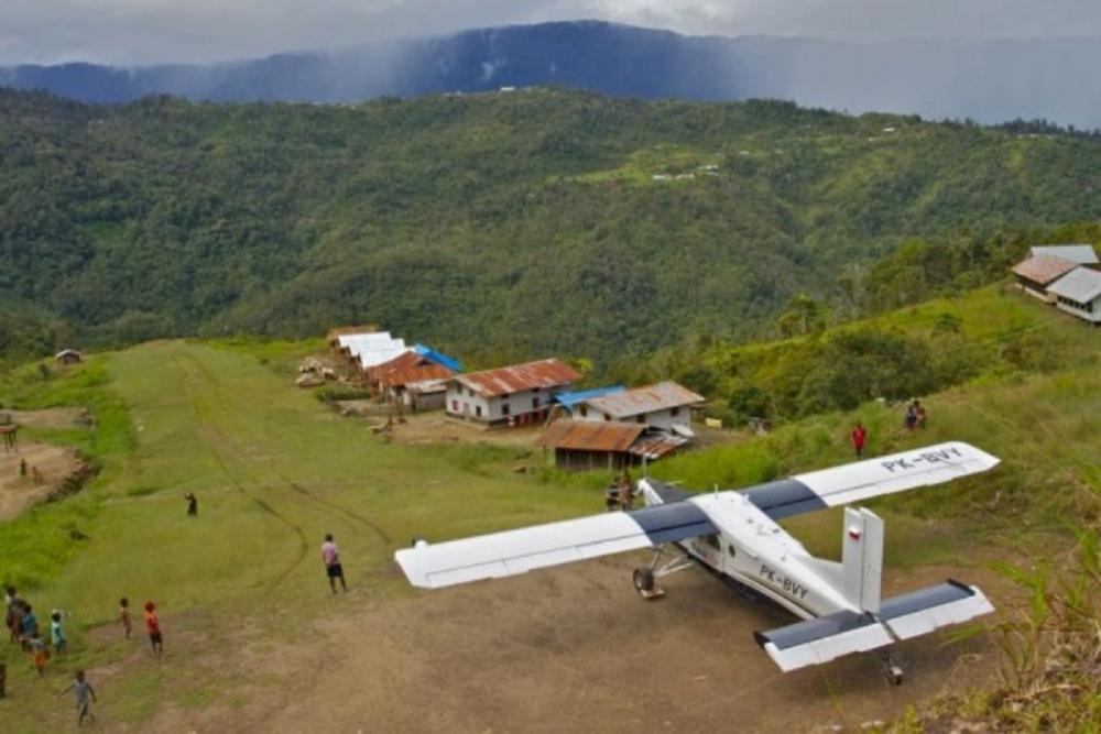 Papua Bakal Punya Sekolah Pilot