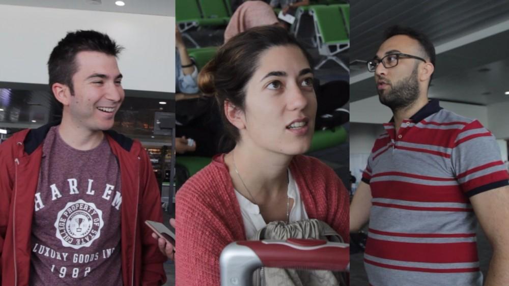 Apa Kata Para Penumpang Mancanegara ini Tentang Bandara Ahmad Yani yang Baru?