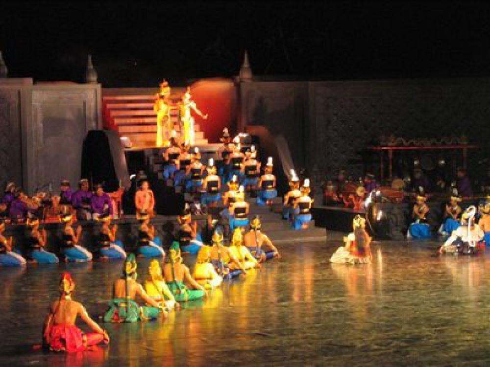 Sendratari Ramayana yg mendunia