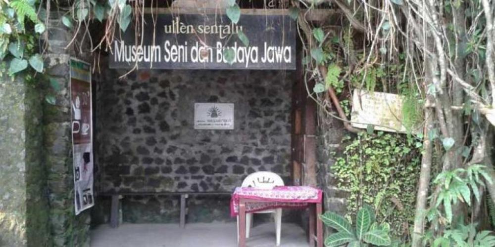 Ullen Sentalu, Jendela Budaya Jawa