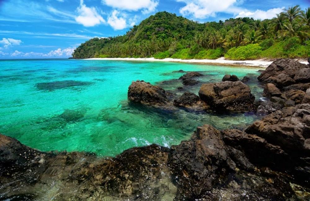 Menengok Legenda dan Pesona Pulau Senua di Riau