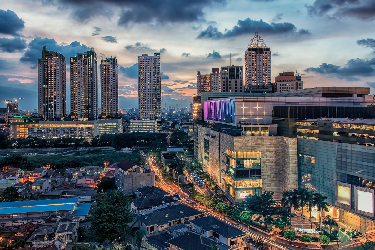 Memiliki Fasilitas Mewah, Inilah 5 Mal Terbesar di Jakarta