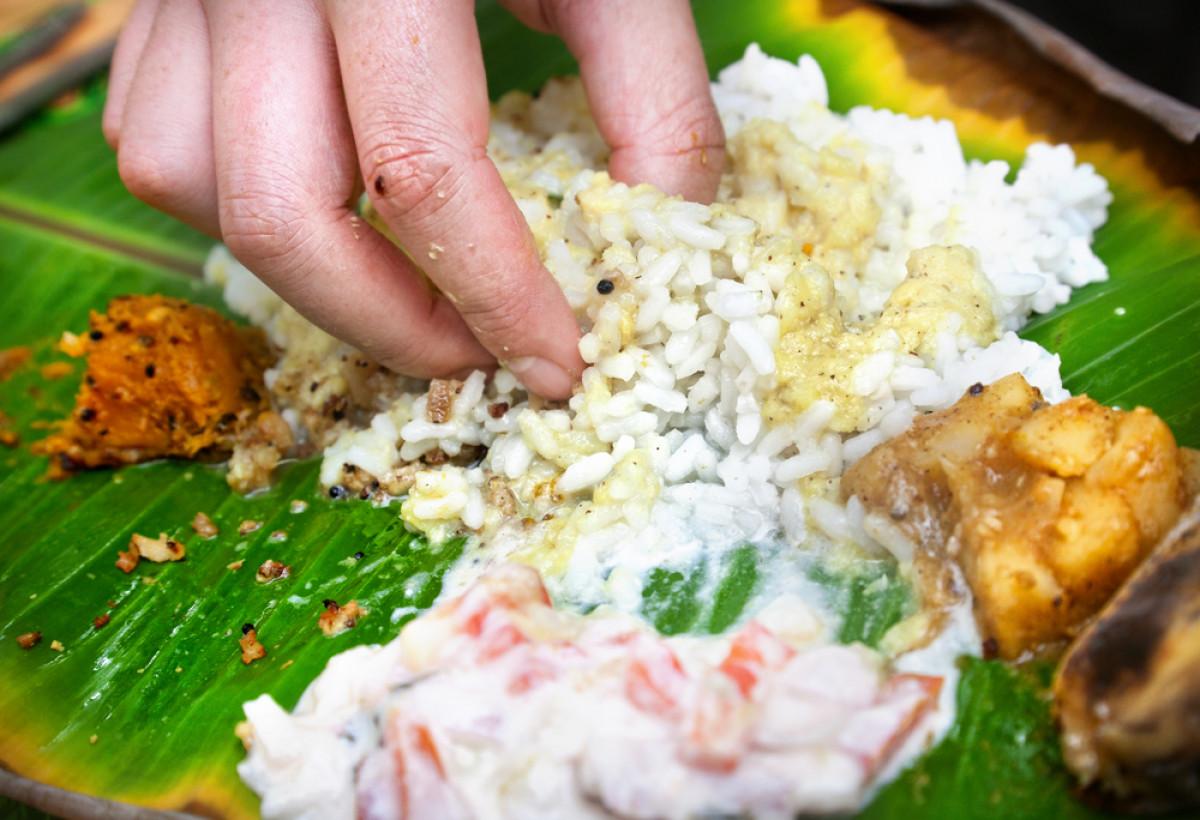 Makan Menggunakan Tangan, Warisan Budaya Asli Indonesia
