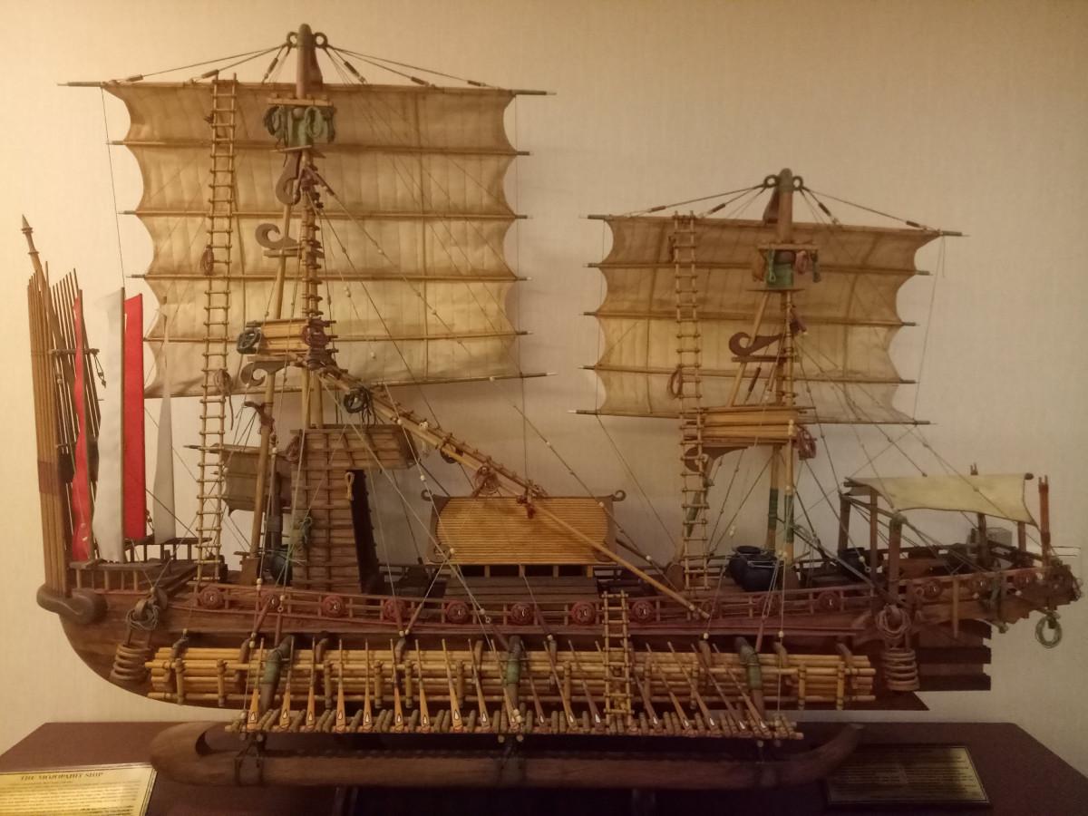 Jung Jawa, Kapal Raksasa Legendaris yang Serang Portugis di Malaka