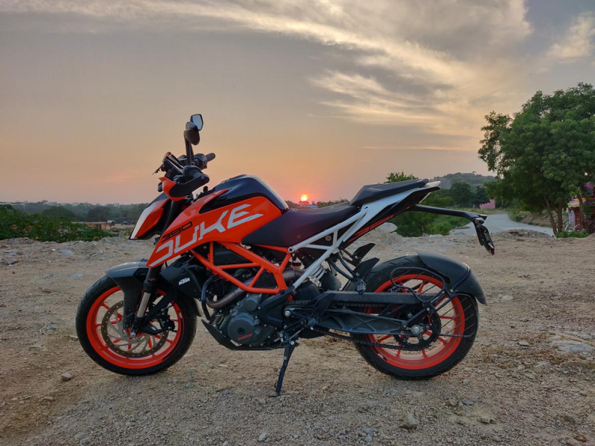 Motor KTM Buatan Indonesia Harganya Lebih Murah