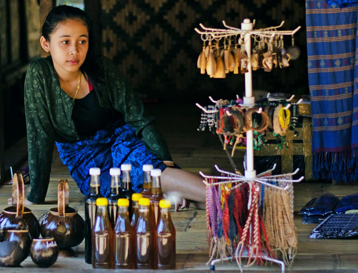 Etnobotani, Rahasia Kecantikan Wanita Suku Baduy