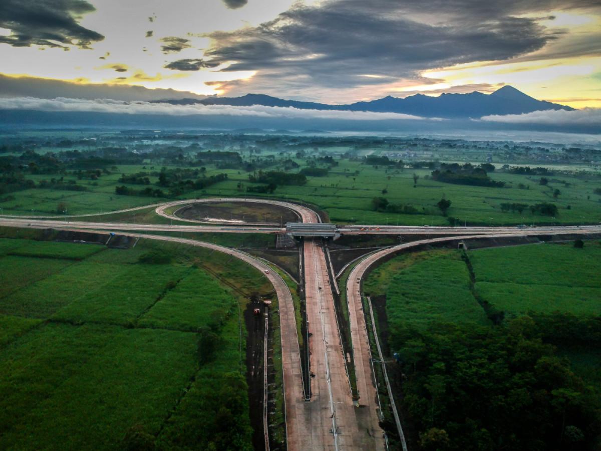 Kabar Baik Infrastruktur Indonesia Sepanjang 2020