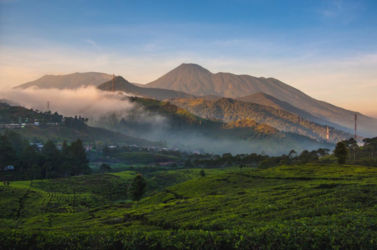 Gunung Gede Pangrango, Tempat Sakral bagi Masyarakat Sunda dalam Catatan Bujangga Manik