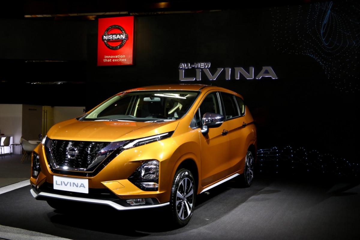 Meski Pabriknya Tutup, Nissan Tetap Produksi Livina di Indonesia