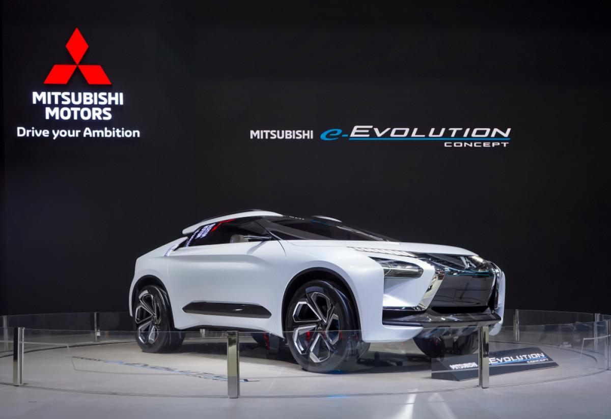 Mitsubishi Sudah Pastikan Produksi Mobil Listrik di Indonesia