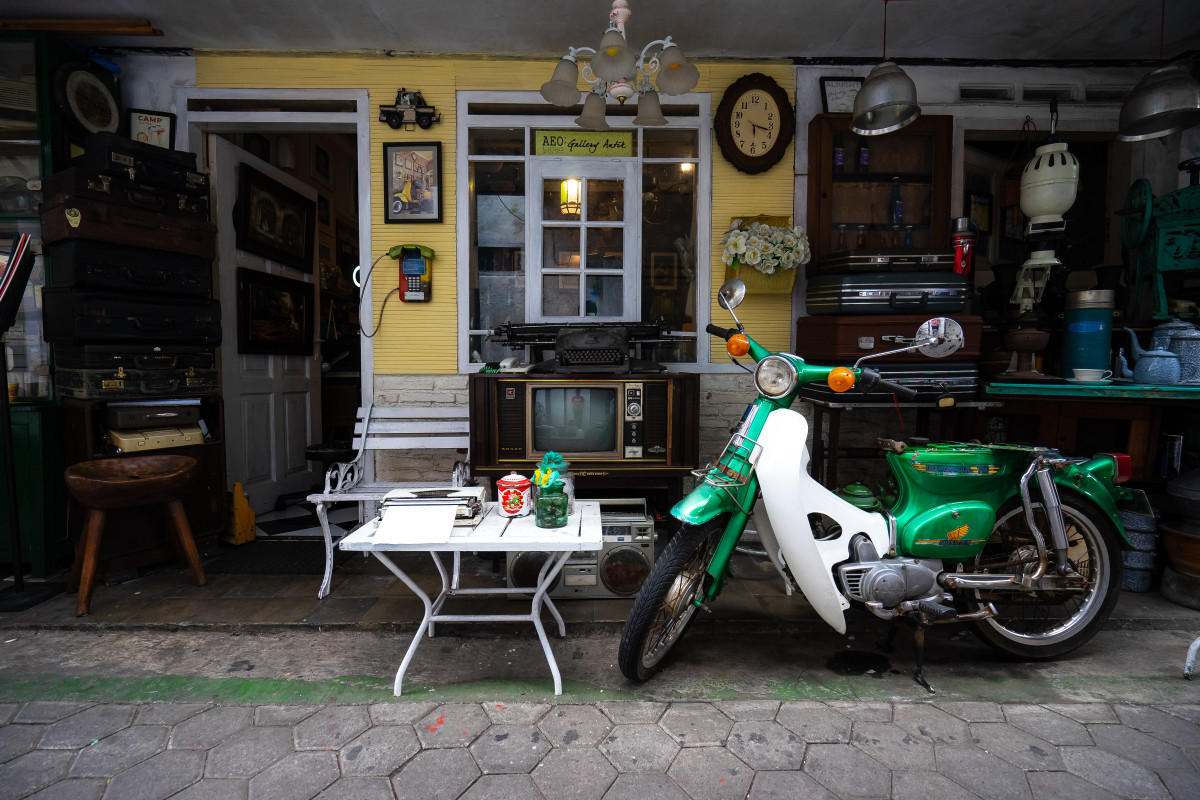 Datangi Kampung Kayutangan Malang, Lompati Waktu ke Zaman Kolonial Belanda