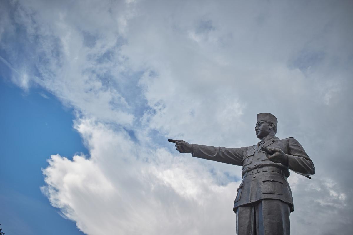 Cerita Letusan Gunung Kelud yang Sambut Kelahiran Soekarno