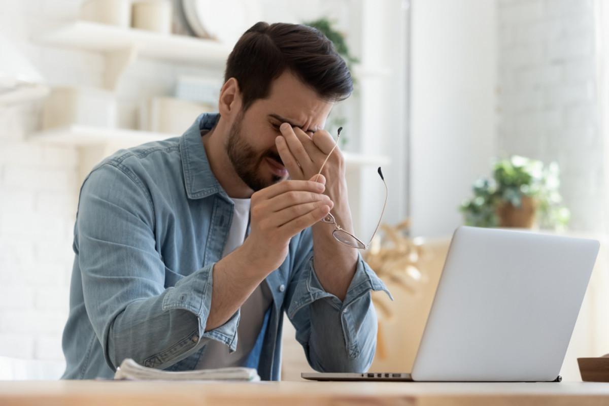 Mengenal Digital Fatigue, Kelelahan yang Berdampak Pada Fisik dan Mental