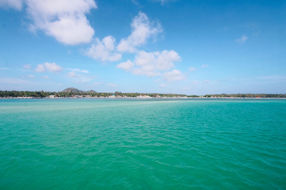 Keindahan Alam Masalembu, Pulau di Tengah Keangkeran 'Segitiga Bermuda' Indonesia