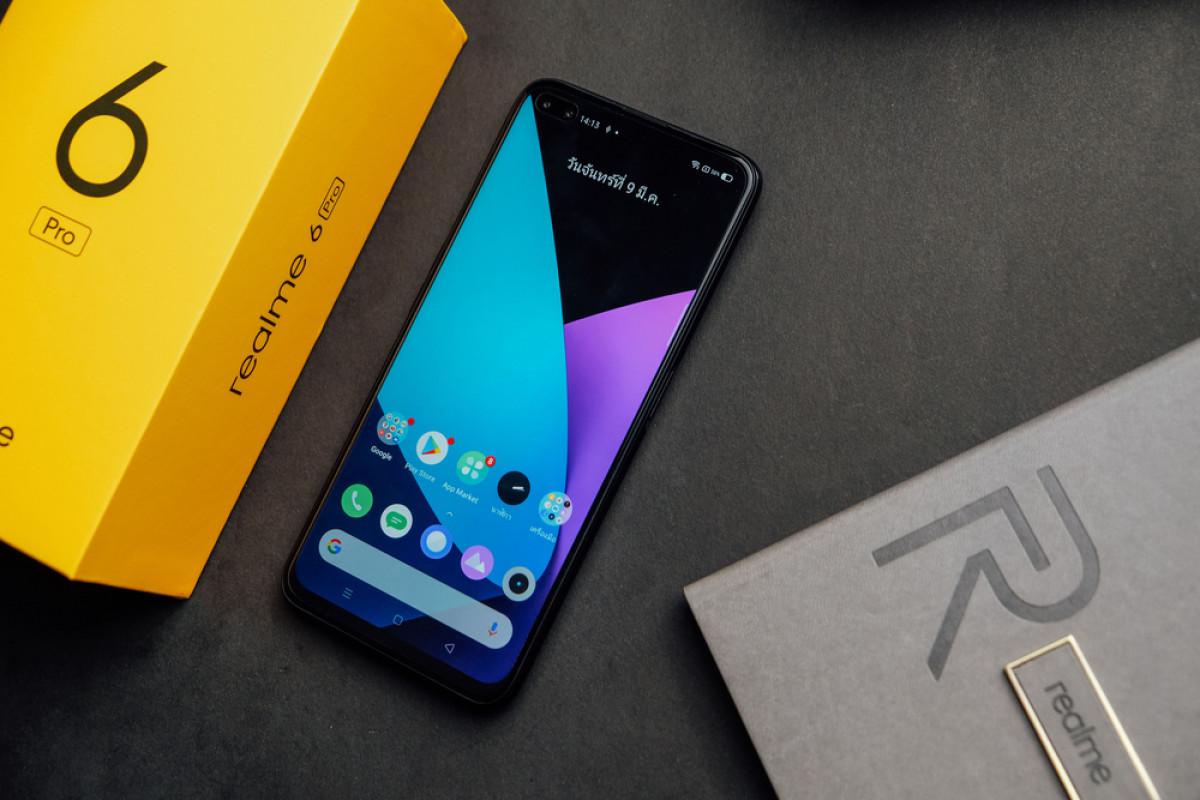 Ambisi Realme Masuk Top 3 Penjualan Ponsel di Indonesia