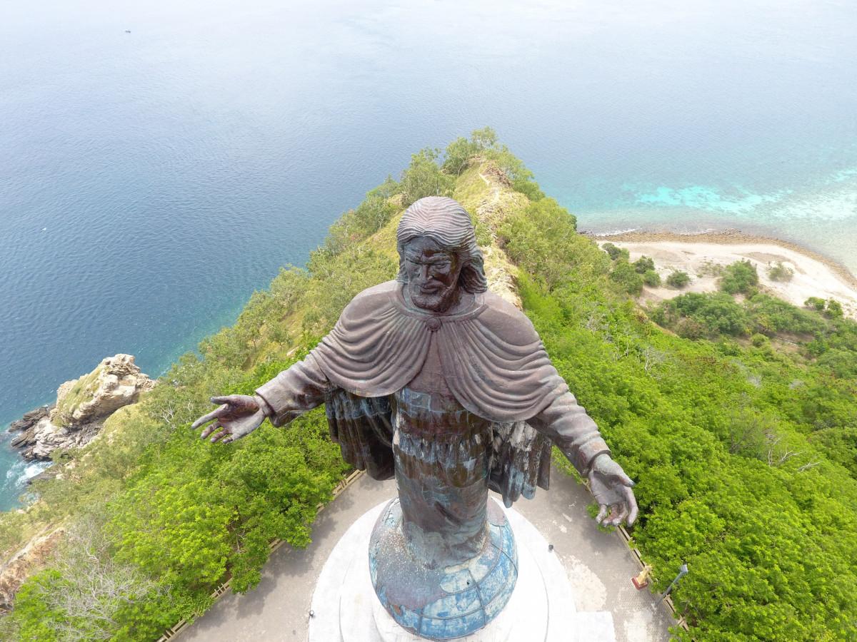 Patung Kristus Raja, Hadiah Soeharto yang Gagal Rebut Hati Masyarakat Timtim