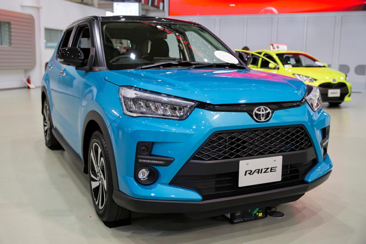 Menunggu Mobil Anyar Toyota dan Daihatsu di Indonesia. Calon SUV Sejuta Umat?