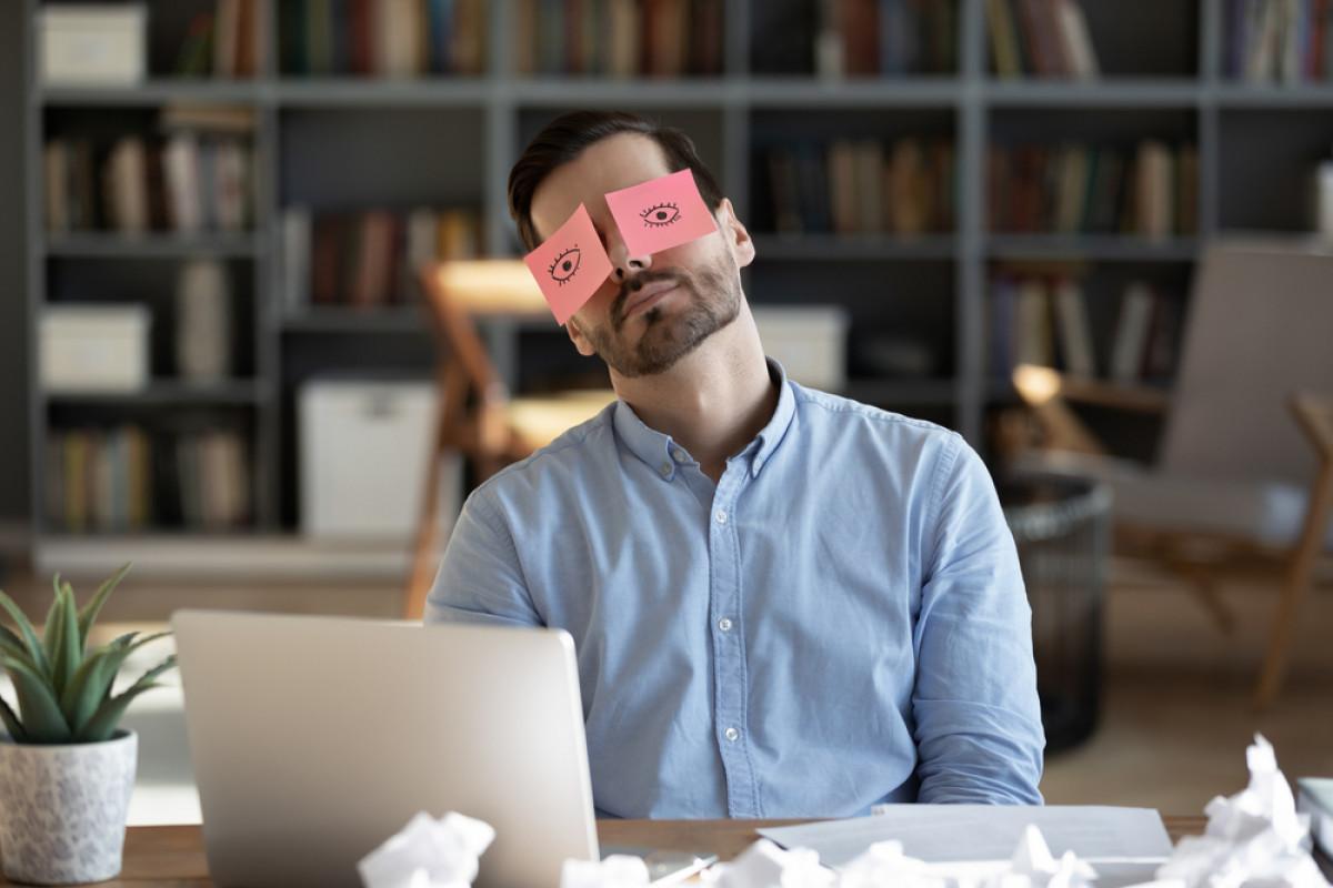 Mengatasi Burnout Selama Bekerja dari Rumah