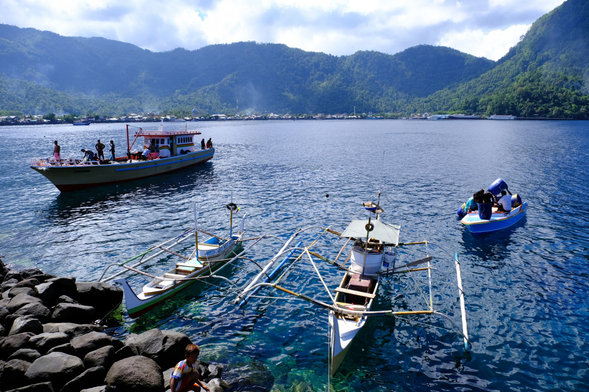 Legenda Maselihe, Kerajaan di Kepulauan Sangihe yang Tenggelam ke Bawah Laut