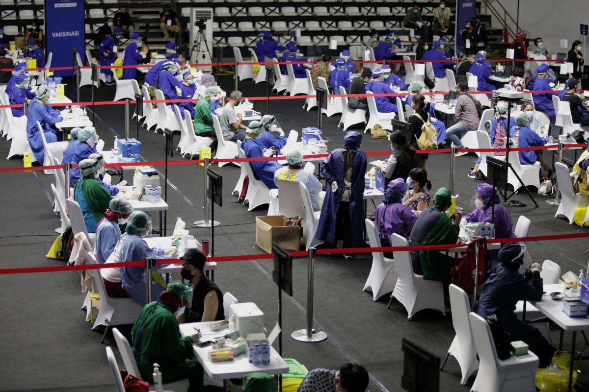 2022 di Depan Mata, Mengurai Kondisi Terbaru Vaksinasi Covid-19 di Indonesia