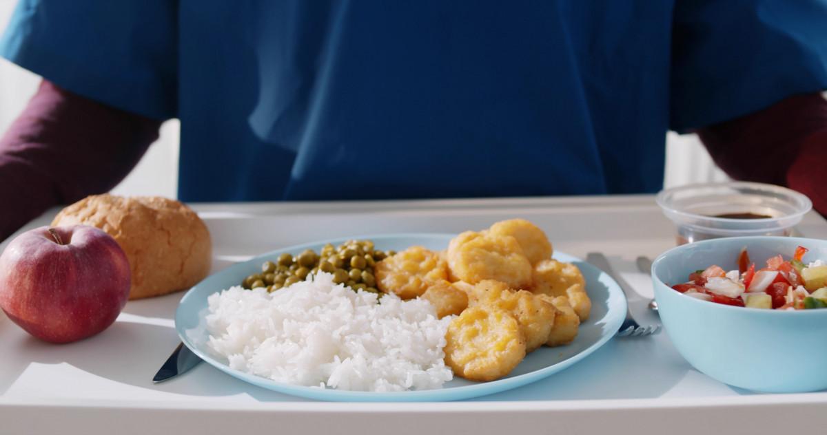 Mengenal Nasi Cadong, Makanan Para Napi di Penjara