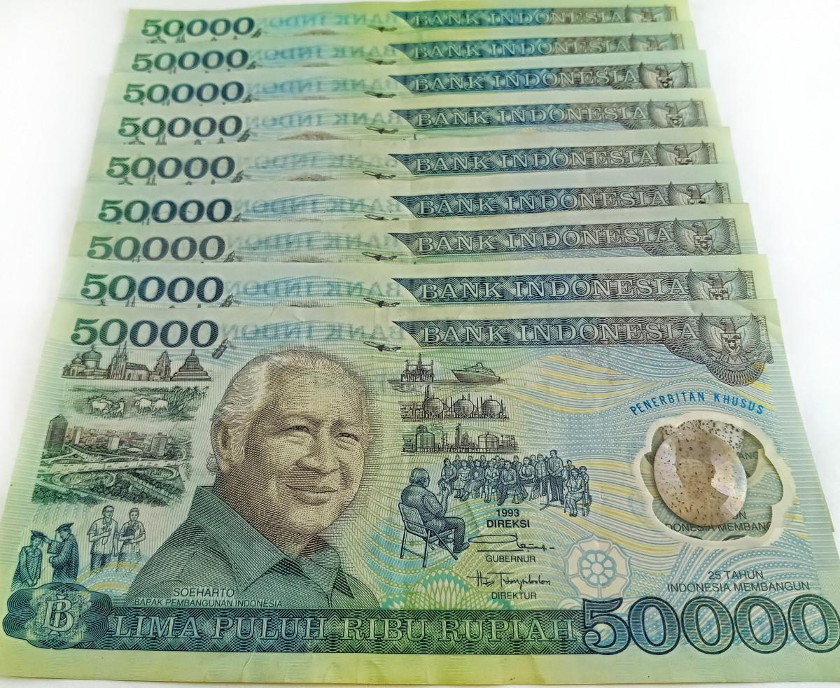 Mengenal Sosok dan Cerita di Balik Pembuatan Uang Penerbitan Khusus Soeharto