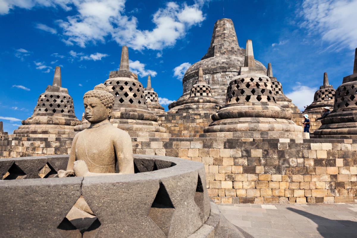 Terinspirasi dari Alat Musik di Candi Borobudur, Kemenparekraf Gelar Sound of Borobudur