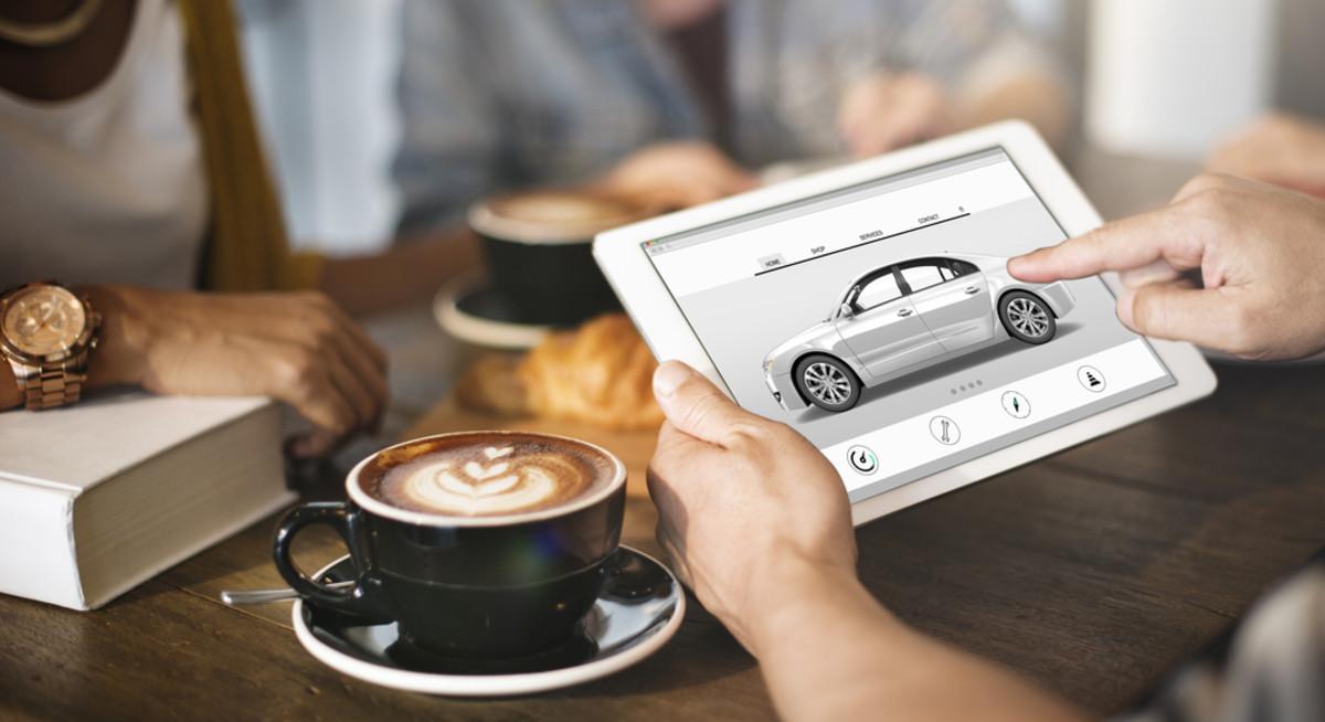 Beli Mobil via Online dengan DP Murah, Bakal Tren di 2021?