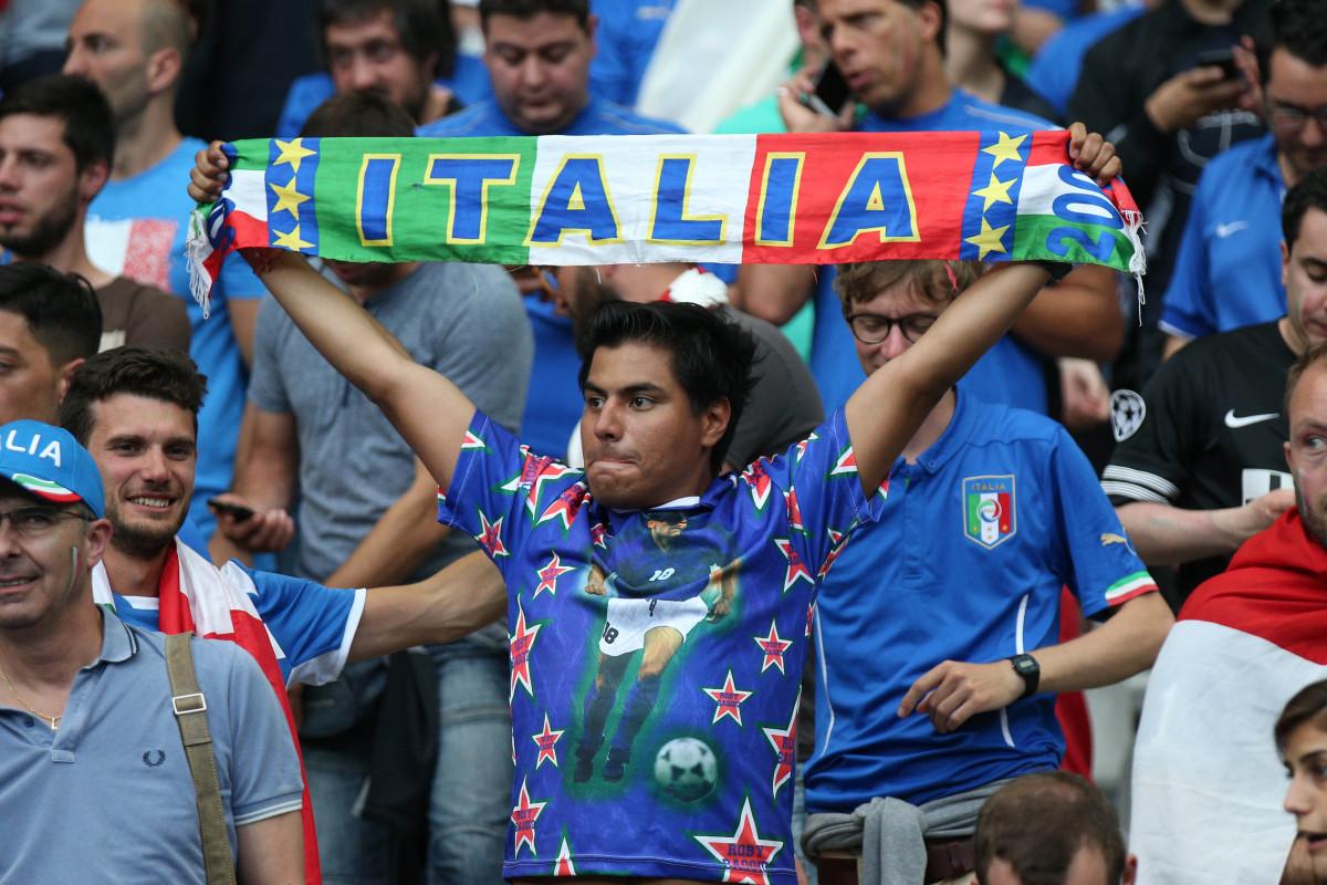 PSSI Primavera, Hubungan Baik Indonesia dengan Italia dalam Sepak Bola