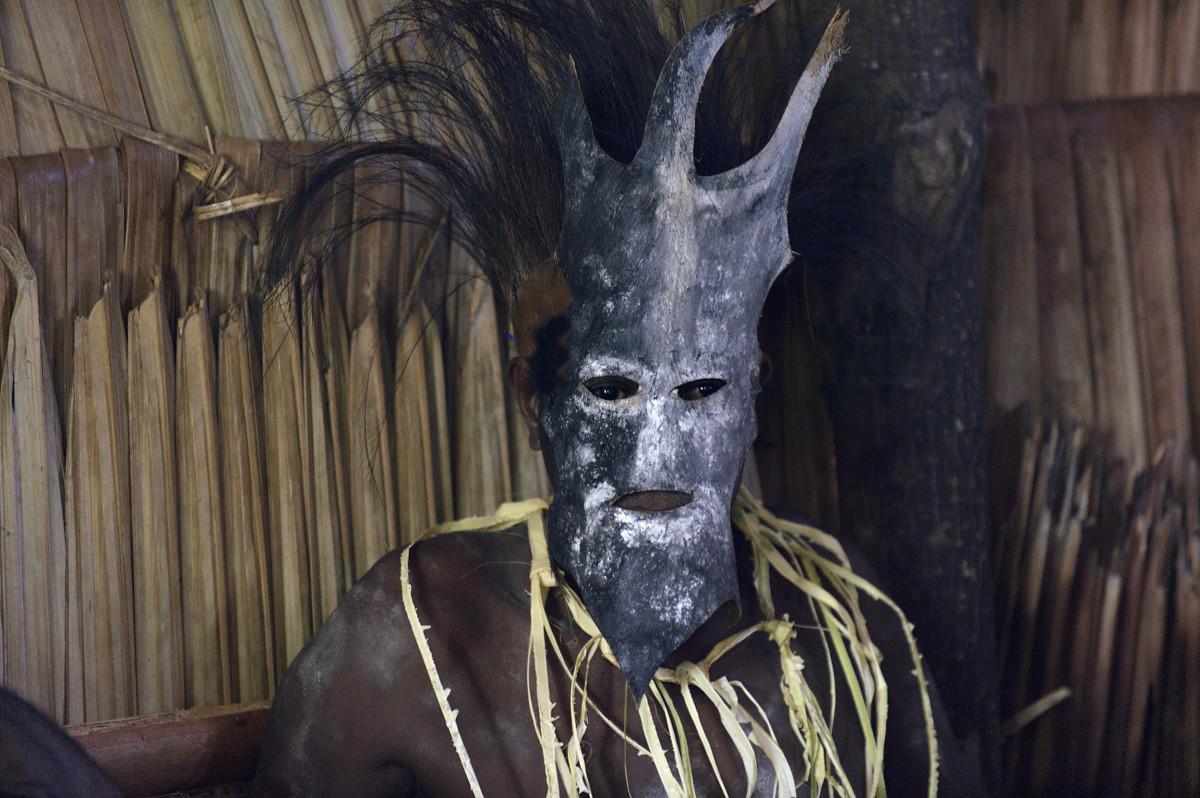 Suku Asmat, Titisan Para Dewa yang Mendiami Bumi Papua