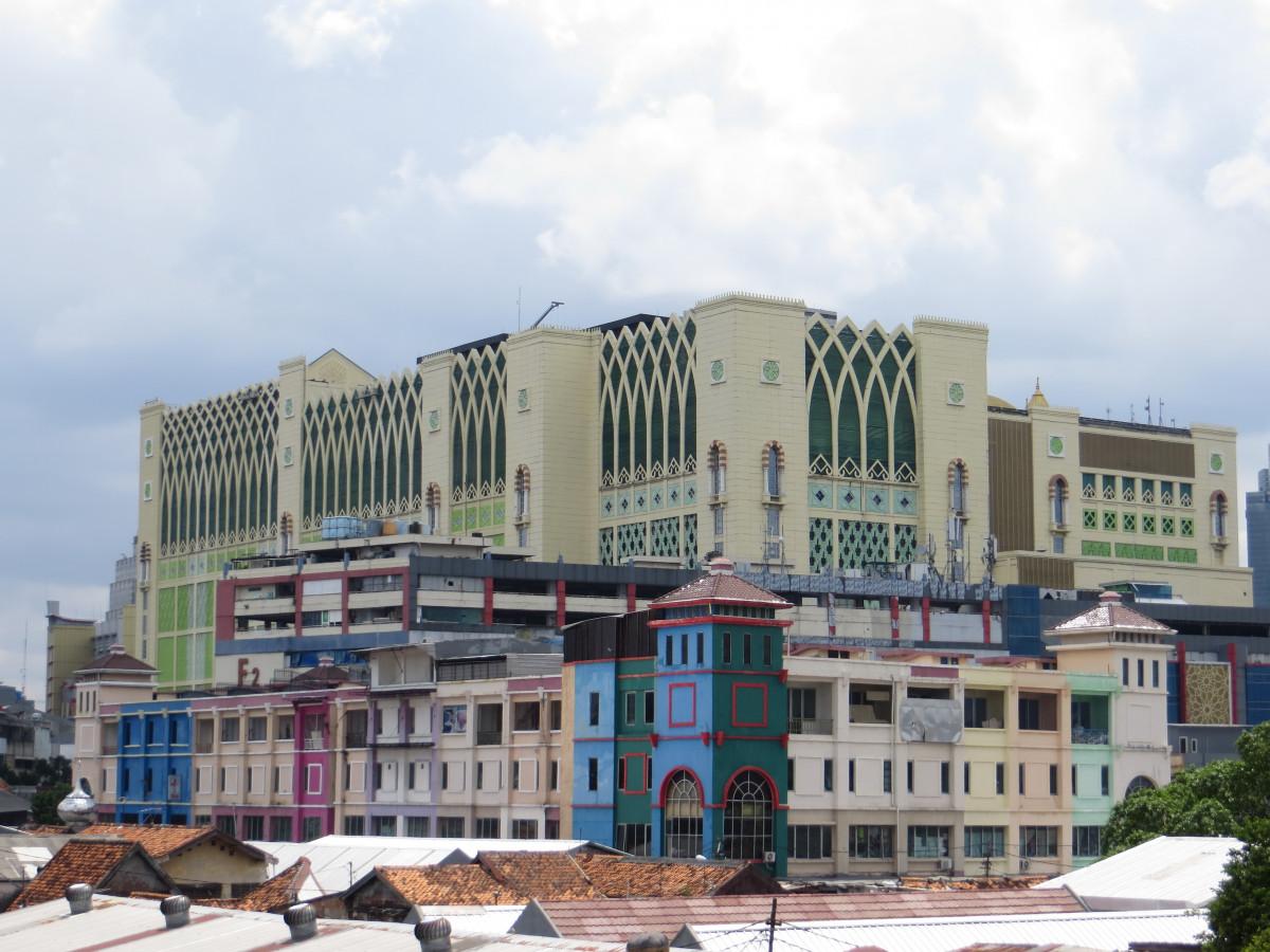 Pasar Tanah Abang, Tempat Jual Kambing hingga Jadi Pusat Tekstil Terbesar di Asia Tenggara