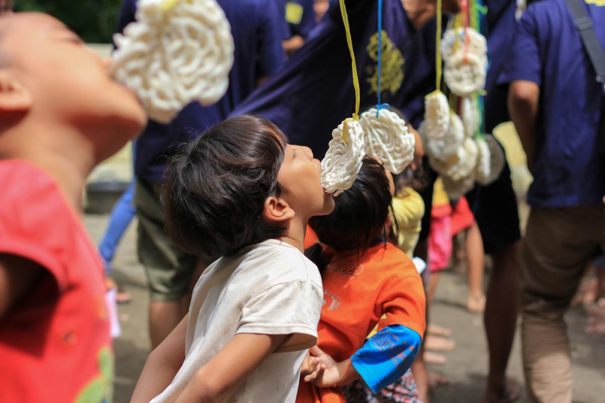 Kerupuk Uyel, Ikon Lomba 17 Agustus-an yang Rambah Pasar Ekspor