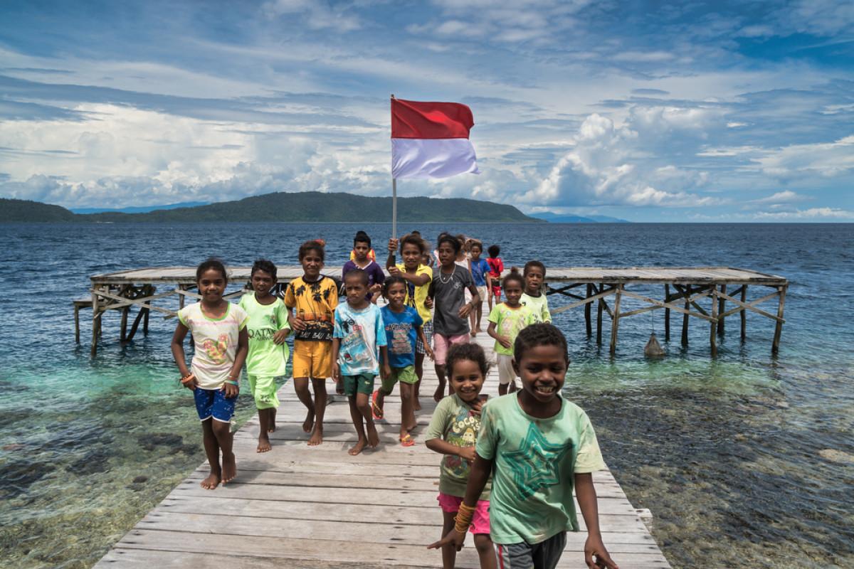 Kisah Pria dari Papua, Lepas Kesempatan Jadi Bupati Demi Bina Anak Jalanan di Nabire