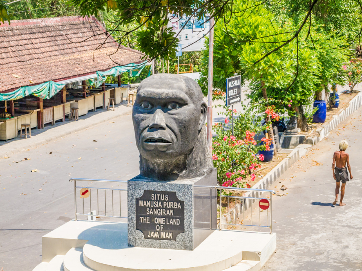 Menyusuri Jejak Manusia Purba di Desa Sangiran yang Diakui UNESCO