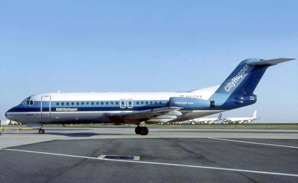Siapa Sangka, Pembuat Pesawat Terbang Fokker Lahir di Blitar