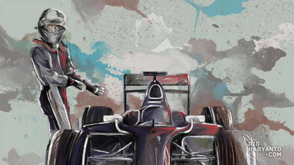Siapkah Rio Haryanto ke F1 ?