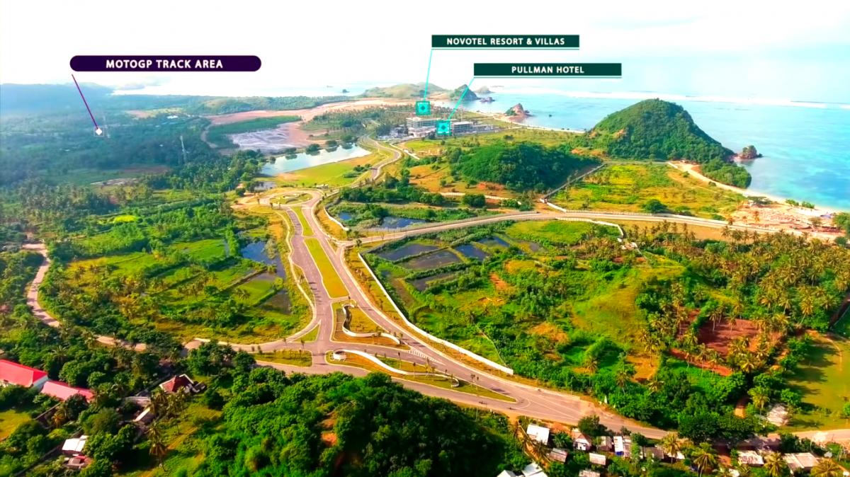 Selain Jadi Tuan Rumah MotoGP 2021, Pesona Lombok Memang Menawan