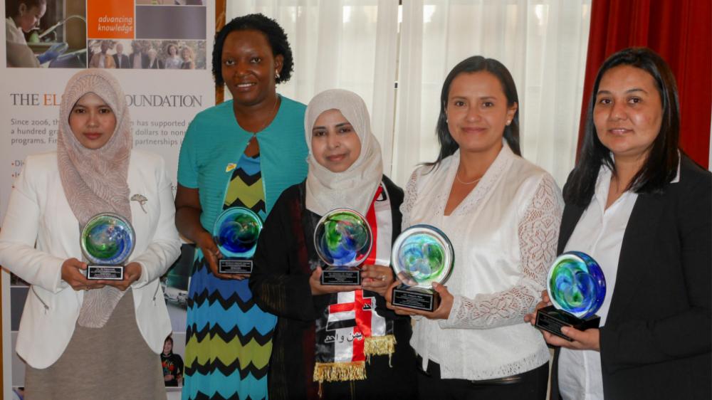 Dosen ITS jadi Peneliti Wanita Terbaik Dunia