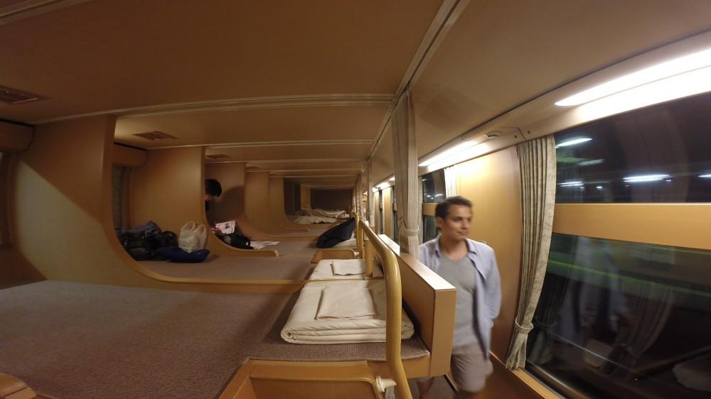 Besok Beroperasi! Ini Tarif yang Harus di Bayar oleh Penumpang Sleeper Train
