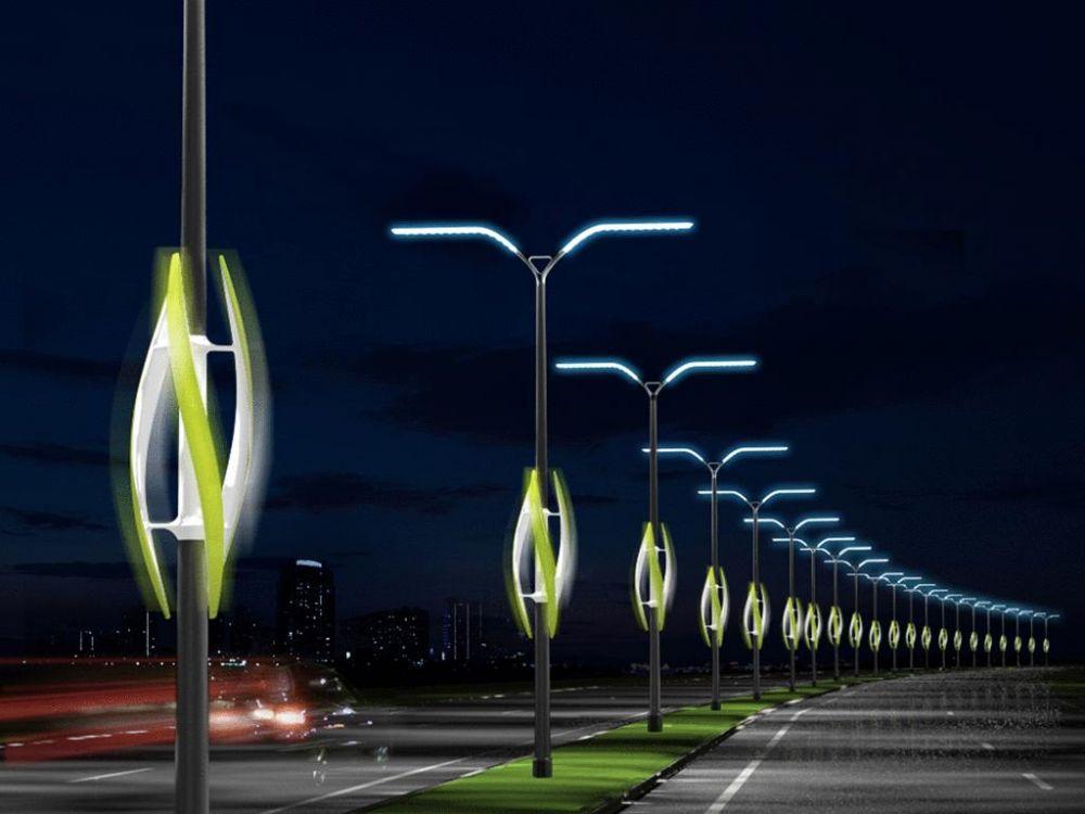 Telkom Kembangkan Lampu Pintar untuk Dukung Smart City