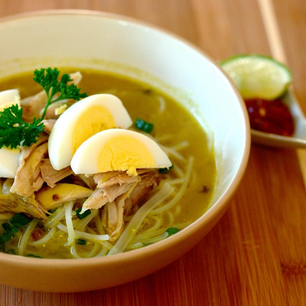 Di Jerman, 100 Mangkuk Soto Ayam Indonesia Habis dalam Sekejap