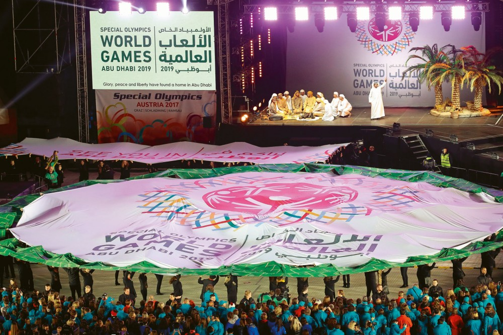 Mari Dukung Para Atlet Indonesia Pada Special Olympics World Games 2019!