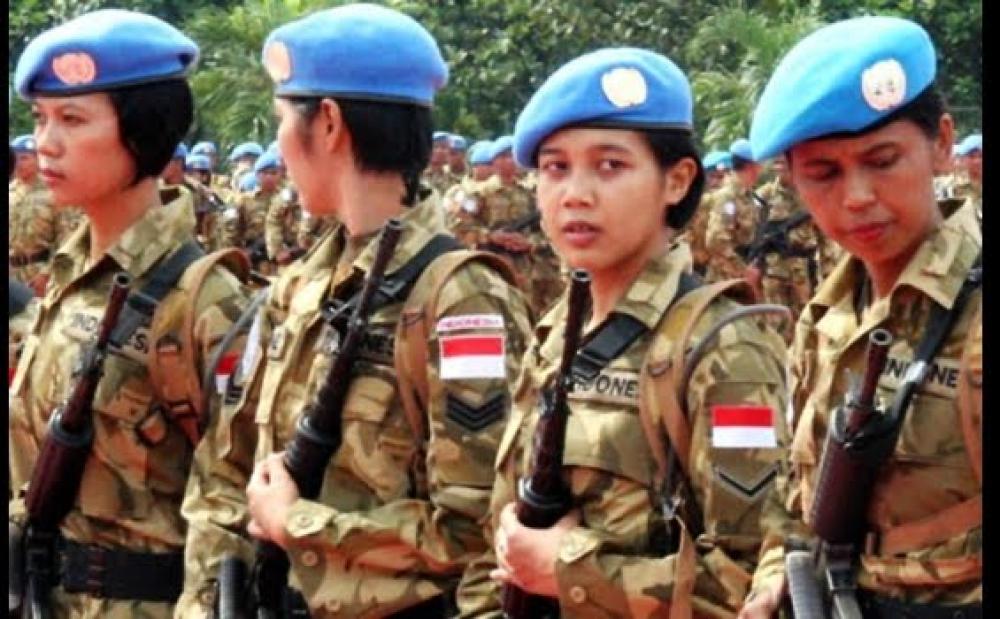 Srikandi Indonesia di Mutiaranya Timur Tengah