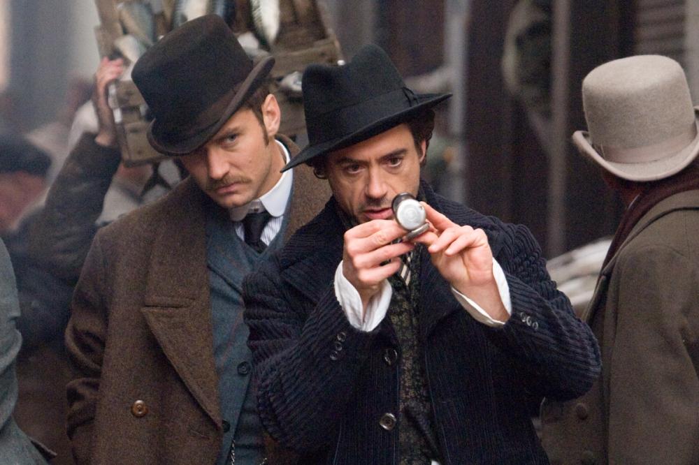 Ssst, ada Sherlock Holmes dari Pulau Dewata