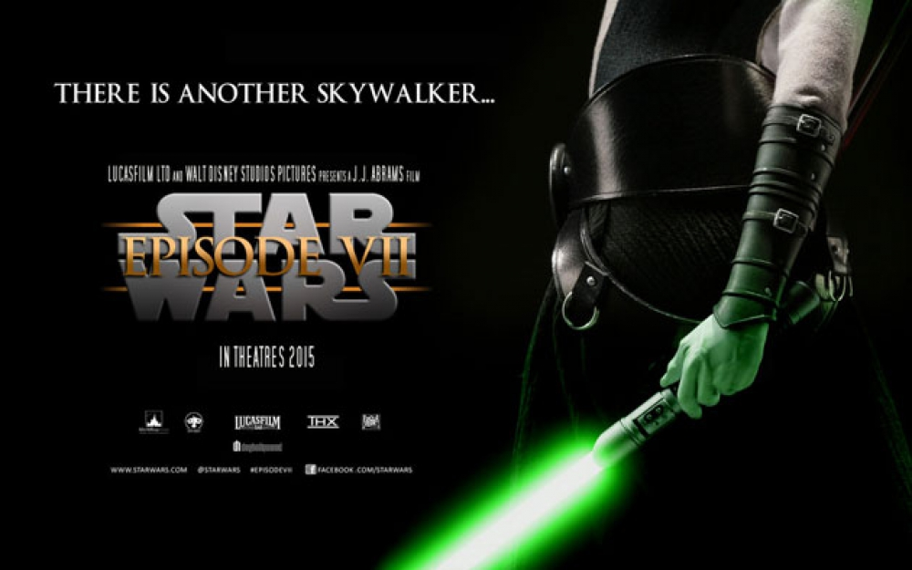 Star Wars Episode 7, Awakens in Indonesia