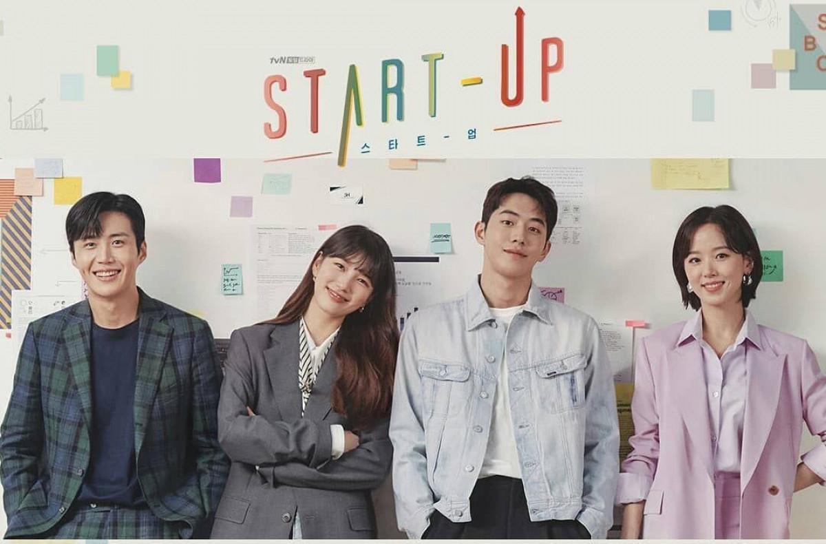 Belajar Entrepreneurship dalam Drama Start-up