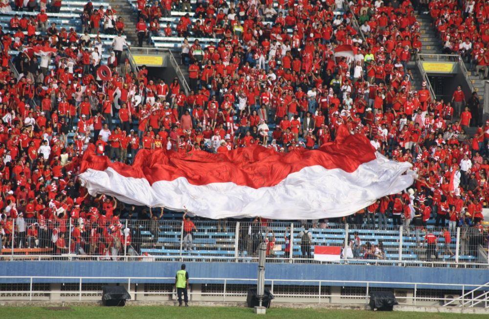 Solidaritas Supporter Bola Indonesia dalam Mendukung Palestina