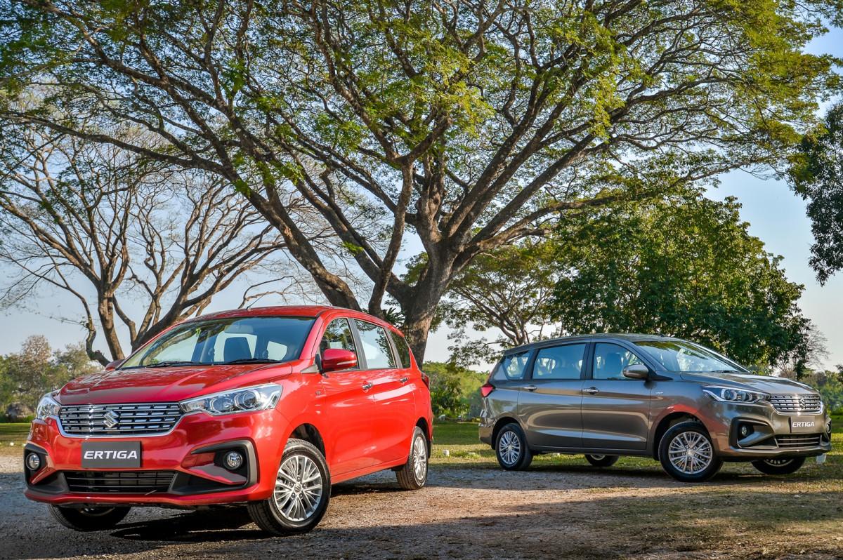 Produk Lokal Mobil Suzuki Dominasi Penjualan Domestik