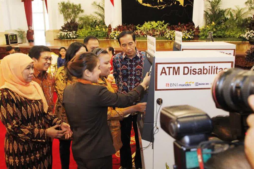 Talking ATM, ATM Khusus Disabilitas