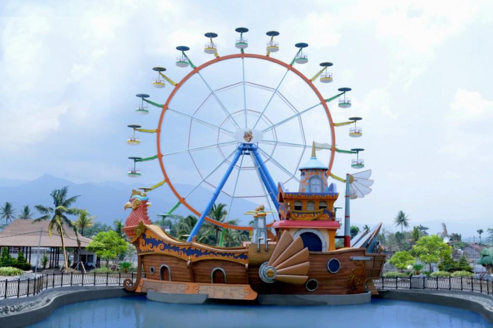 Saloka Theme Park